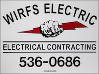WIRF'S Electric